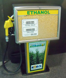 Ethanol-pump