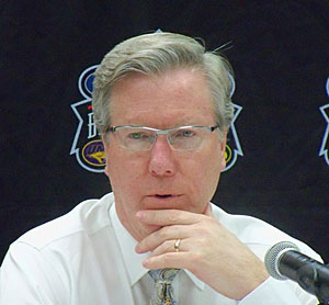 Fran McCaffery (file photo)