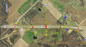 DOT information on proposed Highway 330 interchange.