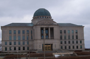Iowa Supreme Court building.