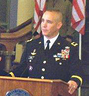 General Tim Orr.