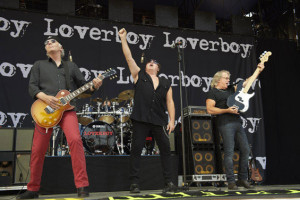 Loverboy  (Photo by Tony Nelson)