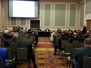 Iowa Racing and Gaming Commission meeting. March 5, 2015