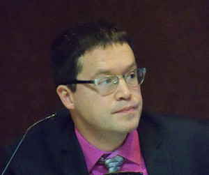 Brian Ohorilko (file photo)