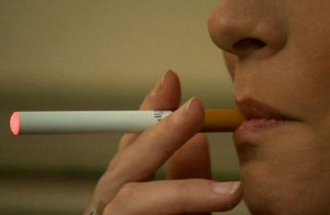 E-cigarette use among young people has raised concerns.