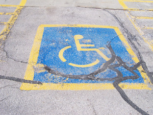 The Iowa House has voted to do away with handicapped parking permits that don't expire.