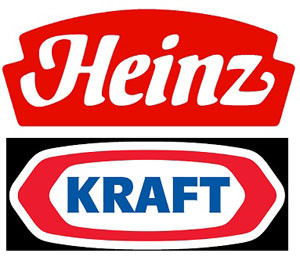 Heinz-Kraft-logos