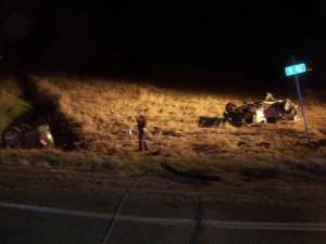 Investigators are trying to determine the cause of this accident that left a child dead and 7 people injured.