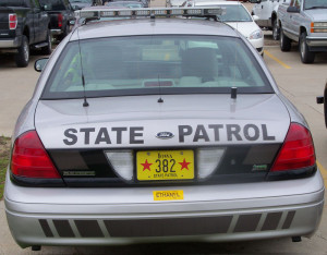 State-Patrol-car-back