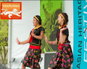 The CelebrAsian Asian Heritage Festival is this weekend in Des Moines.