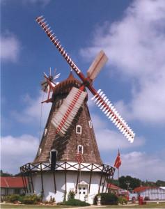 Danish Windmill in Elk Horn.