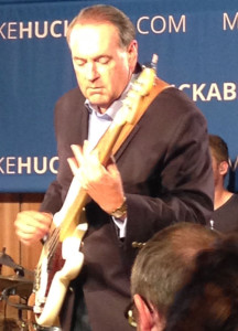 Mike Huckabee.