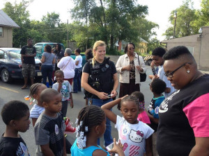 Officer Orozco was very active in Omaha youth programs.