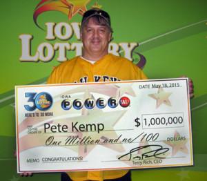 Pete Kemp