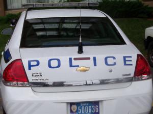 Police-car-back