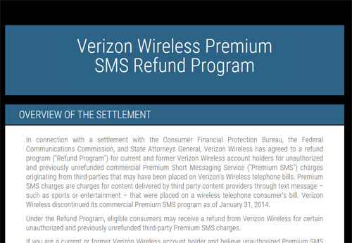 Iowa part of cramming settlement with Sprint and Verizon