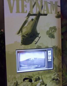 """Vietnam was the first """"TV war."""""""