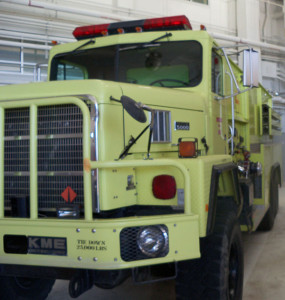 Fire-truck-yellow