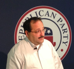 Iowa GOP chairman Jeff Kaufmann.