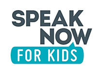 Speak-now-for-kids