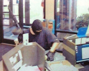 Bank photo of alleged AK-47 Bandit.