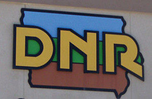 DNR-sign