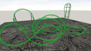 Adventureland in Altoona plans to add The Monster roller coaster.