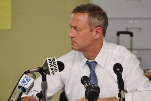 Martin O'Malley (file photo)