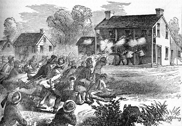 The Bellevue War