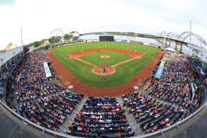 The Quad Cities River Bandits are one of the reasons the Quad Cities ranks as the top minor league market in the Sports Business Jounal.