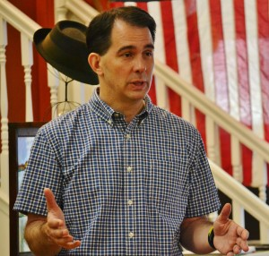 Scott Walker (file photo)