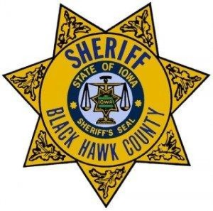 black hawk county sheriff badge