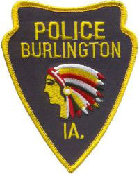 burlington-police-badge