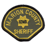marion co sheriff badge