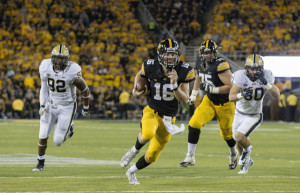 C.J. Beathard (photo courtesy of Brian Ray/hawkeyesports.com)