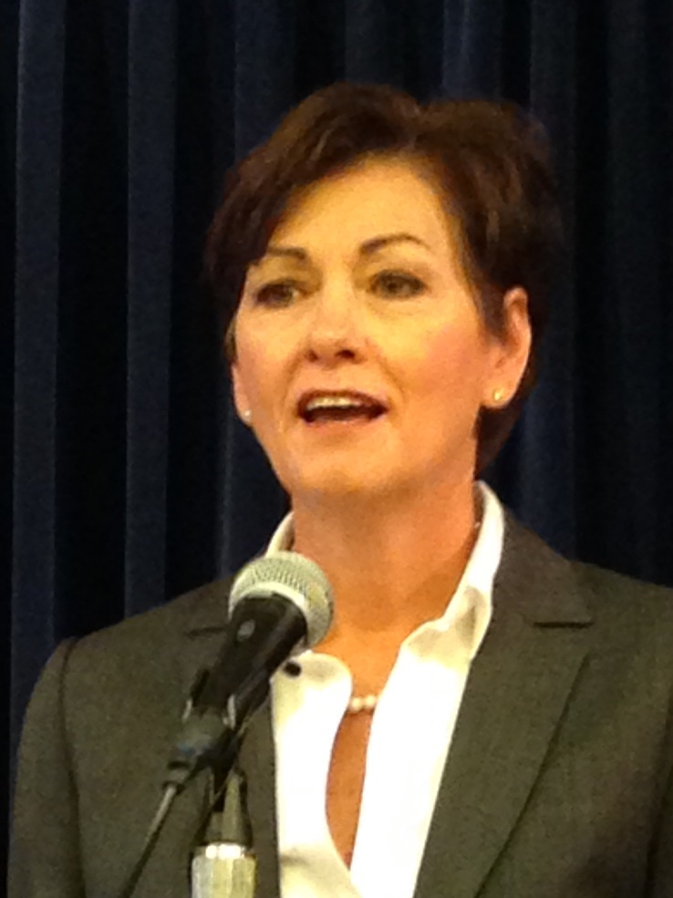 Iowa's lieutenant governor says Trump's remarks about woman 'not ...