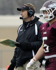 Morningside coach Steve Ryan