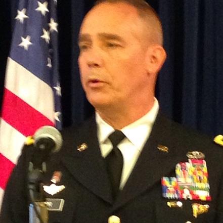 Gen. Timothy Orr