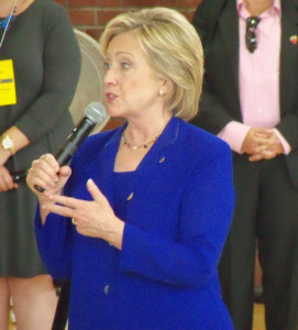 Hillary Clinton (file photo)