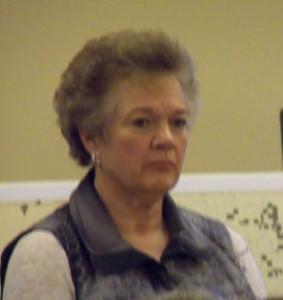 Barb Kalbach of ICCI.