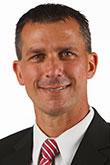 Central College coach Craig Douma