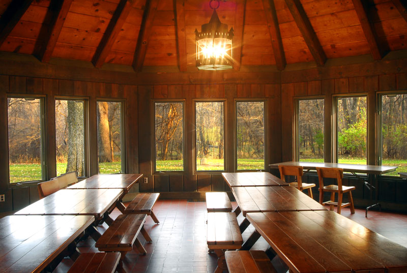 Six State Parks Offer Lodges For Events Radio Iowa