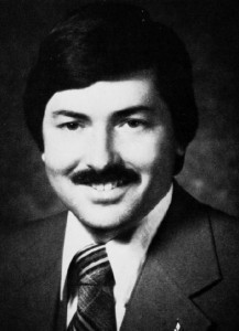 Governor Terry Branstad in his first years as governor.