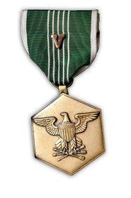 Army Commendation Medal For Valor