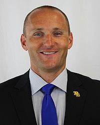 Briar Cliff coach Nic Nelson