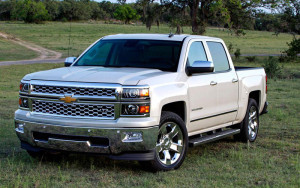 The Chevy Silverado pickup was the top selling new vehicle in Iowa in 2015.