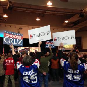Cruz-signs