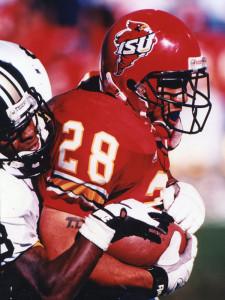 Troy Davis in 1995.