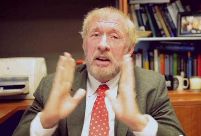 Creighton University economist Ernie Goss