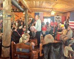 Jeb Bush twitter feed photo.